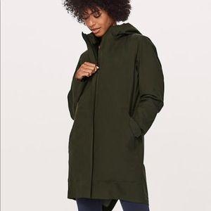 8e0a09fda lululemon athletica Jackets & Coats | Lululemon Rain Haven Jacket ...